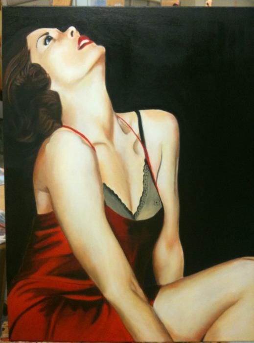 Marion Cotillard by majlie